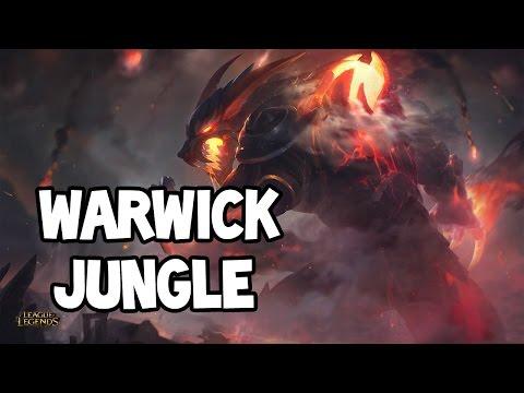 FIREFANG WARWICK GAMEPLAY - League of Legends