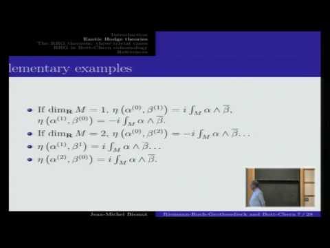 A Riemann-Roch theorem in Bott-Chern cohomology - Jean-Michel Bismut