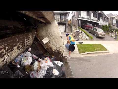 Manual Garbage Collection GoProHDHero2 part 2
