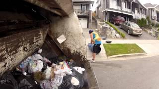 Ручний збір сміття GoProHDHero2 частина 2