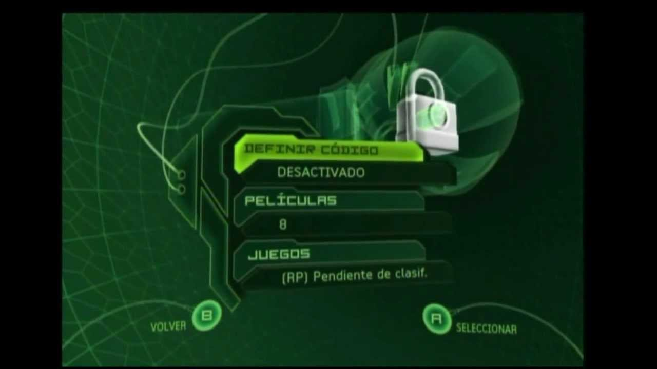 Como Quitar y Poner El Control Parental Para Xbox Normal - YouTube