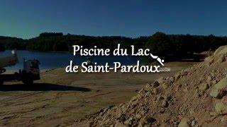 La piscine de Saint-Pardoux : les travaux avancent !