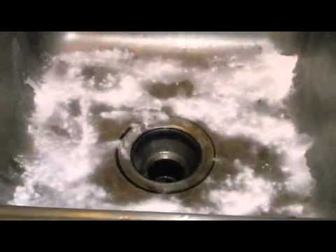 Disinfect Kitchen Sink Naturally