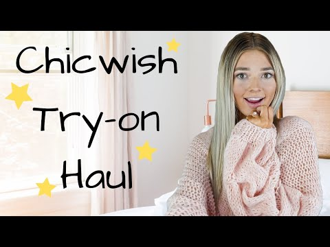 Chicwish Try On Haul