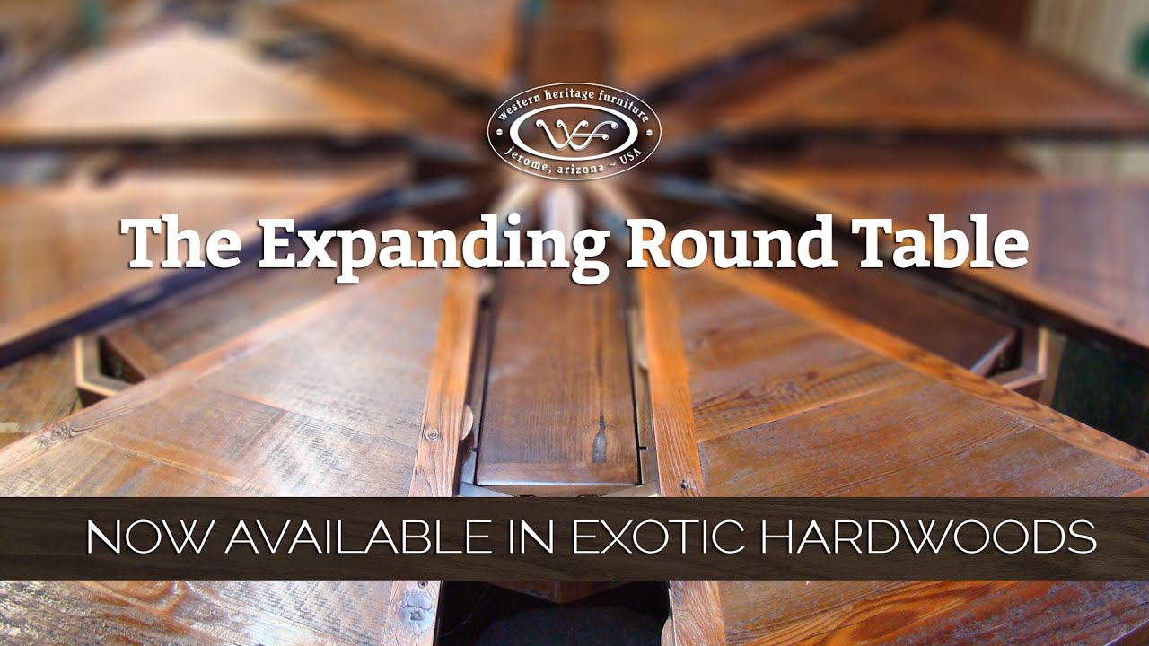 The Expanding Round Table   100 Years In The Making   YouTube