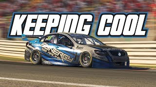 iRacing: AOSC Spa 650 - Part 1 (V8 Supercar @ Spa)