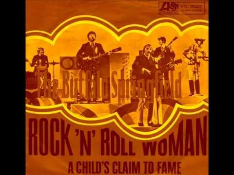 Buffalo Springfield - Rock & Roll Woman. mp3