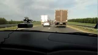 авария на трассе М7