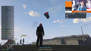 Typhoons Living Up To The Name (GTA FiveM) [Twitch]