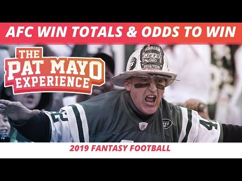 2019 NFL Predictions — AFC Win Totals, Odds, Playoff Picks, Team Previews