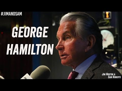 George Hamilton (w/ Joey Diaz) - Hollywood, Sex, Sinatra, JFK, Zoro - Jim Norton & Sam Roberts