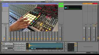Using PreSonus ATOM with Ableton Live—Kenny Moran