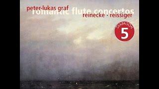 Download lagu Romantic Flute Concertos / Peter-Lukas Graf - Carl Gottlieb Reissiger: Concertino in D Major