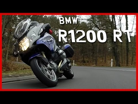 ESSAI BMW R1200 RT : la moto pour aller vite... Et loin ! (English Subtitles)