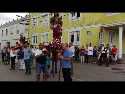 Procesión de Santiago, en Celeiro
