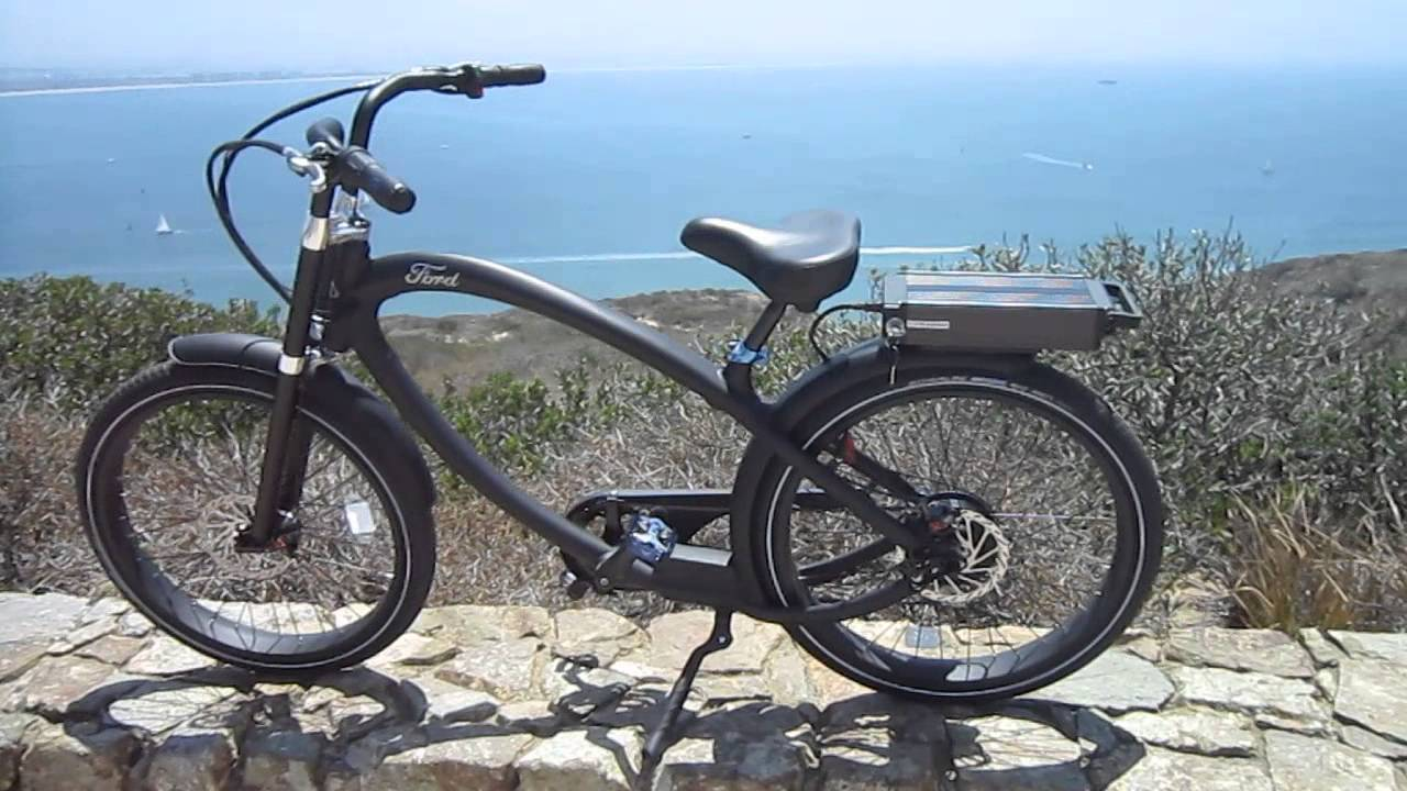 Ford Electric Bike Chuck S New E