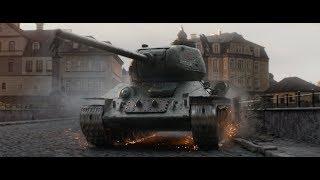 『T-34 レジェンド・オブ・ウォー』予告