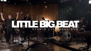 FRED WESLEY - DOIN' IT TO DEATH - STUDIO LIVE SESSION - LITTLE BIG BEAT STUDIOS
