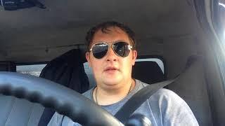 Итоги второй недели в грузовом такси