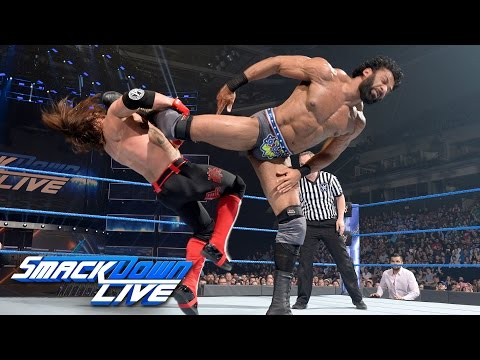 5/16/2017 wwe smackdown live - 0 - 5/16/2017 WWE SmackDown Live Recap – Mahal, Contract Signing, Highlight Reel