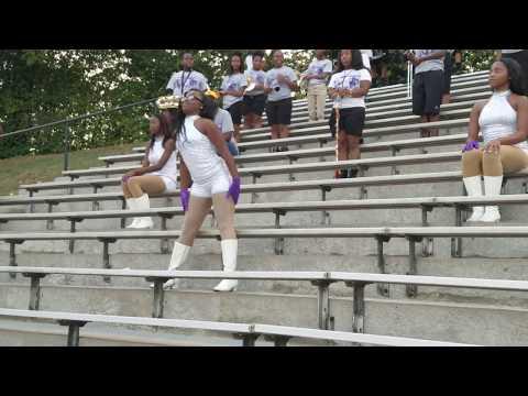 """Howard High School """"Tiger Pride"""" at Baylor"""