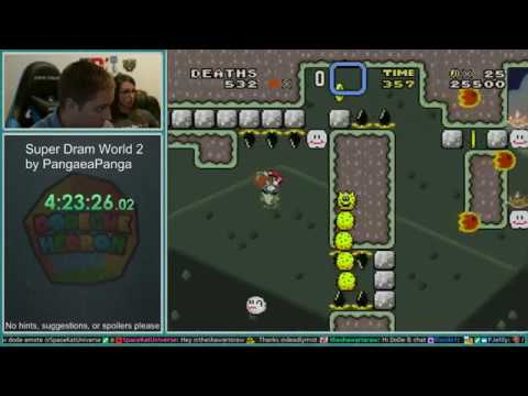 [Salty Stream] The BabyRager - Super Dram World 2 (Part 7)