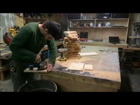 Spiral Staircase Build