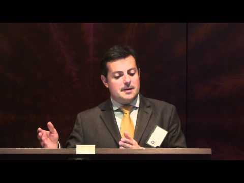 'Master of Your Domain - New TLDs'  #5 - Mike Davies, Verisign