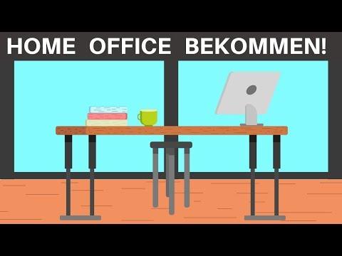 HOME OFFICE FÜR ALLE? So überzeugst du deinen Chef in 5 Schritten von deiner Arbeit von zuhause aus