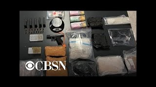 Fentanyl bust in Southern California highlights growing crisis of opioid epidemic
