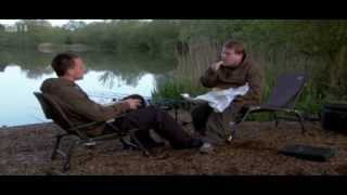 James Corden fishing with John Terry - Part 1