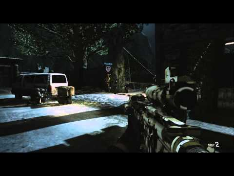 LetsPlay!; Medal of Honor: Warfighter Mission 13 (Shut It Down) With Commentary