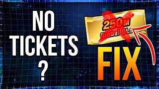 DIDN'T GET YOUR TICKETS!? HERE'S WHAT TO DO TO GET THEM! | Dragon Ball Z Dokkan Battle