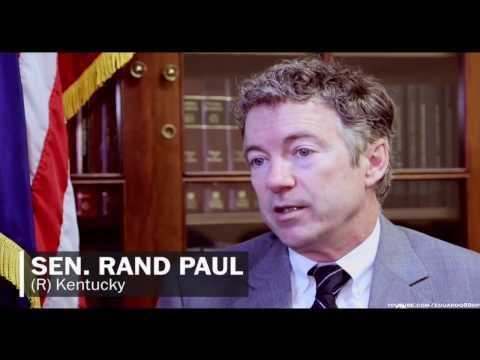 Rand Paul: Some In GOP Stuck In Cold War Mentality, Want To 'Tweak' Russia Over Ukraine