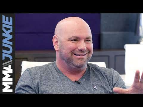 UFC president Dana White sits down to talk MMA and all things UFC