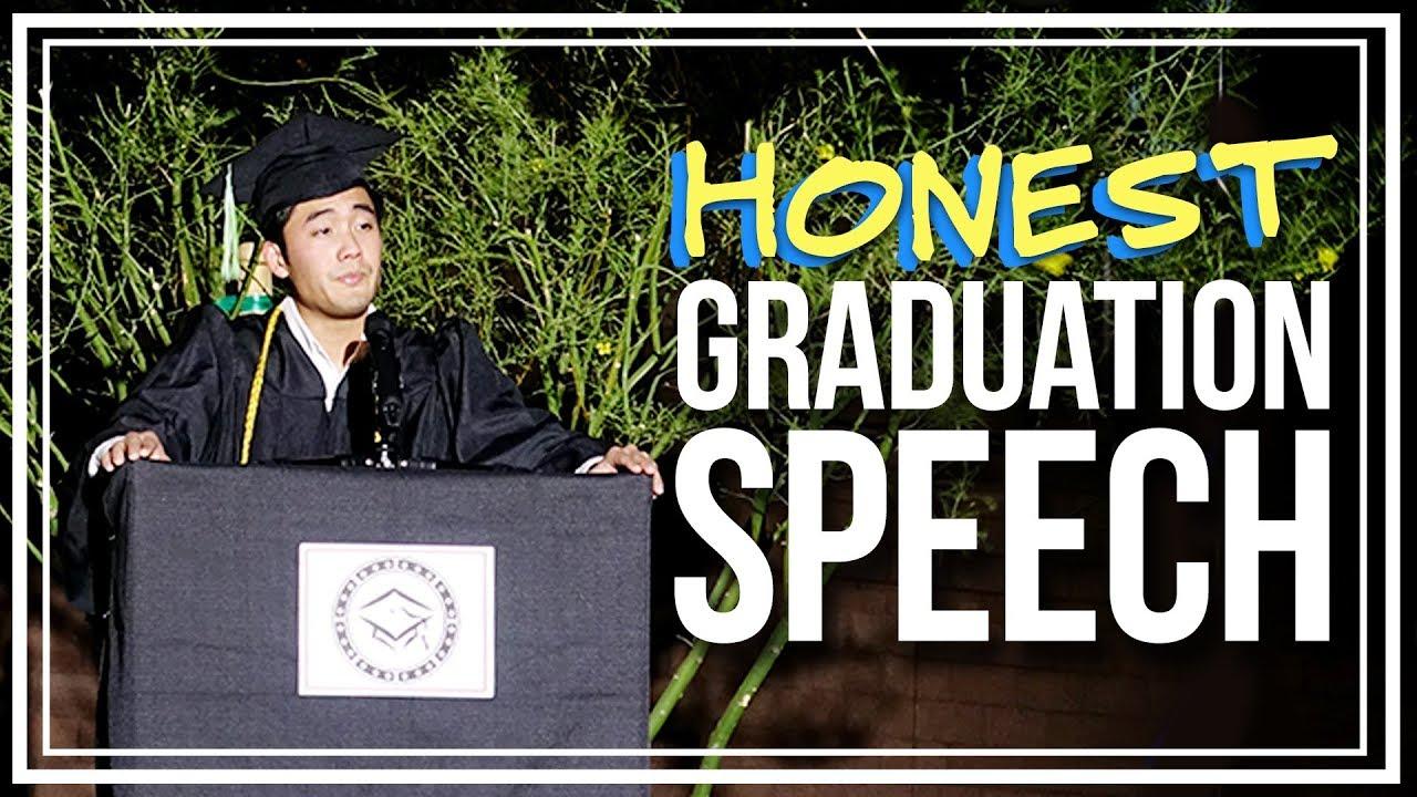 my-honest-graduation-speech