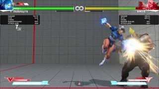 STREET FIGHTER V: CHUN LI 55 HIT COMBO
