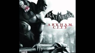 Favourite Videogame Tunes 312: Main Menu Theme - Batman Arkham City