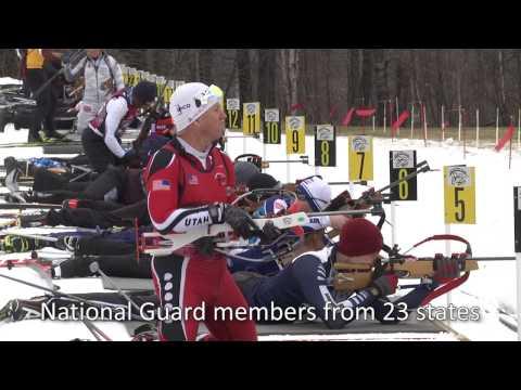 2017 Chief, National Guard Bureau Biathlon Championship