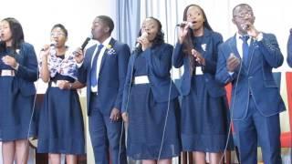 Gambar cover The Vine-Sabbath School Presentation @ Golden Harvest SDA-South Africa
