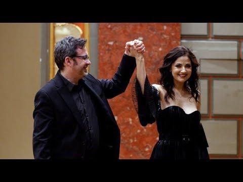 M.Ravel – Manteau de fleurs: Teodora Gheorghiu & Franck Villard