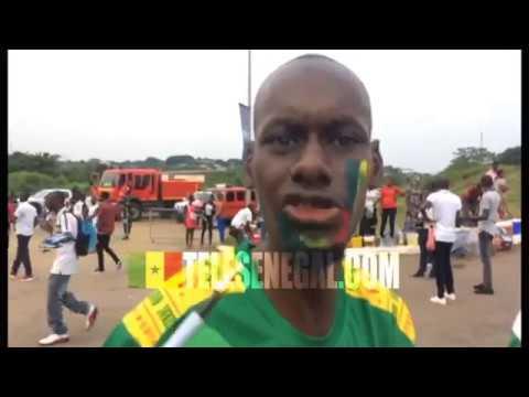 Sénégal vs Zimbabwe Avant Match - Tele Senegal