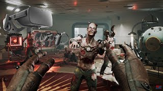 Top 10 NEW Oculus Rift VR Games Upcoming 2018