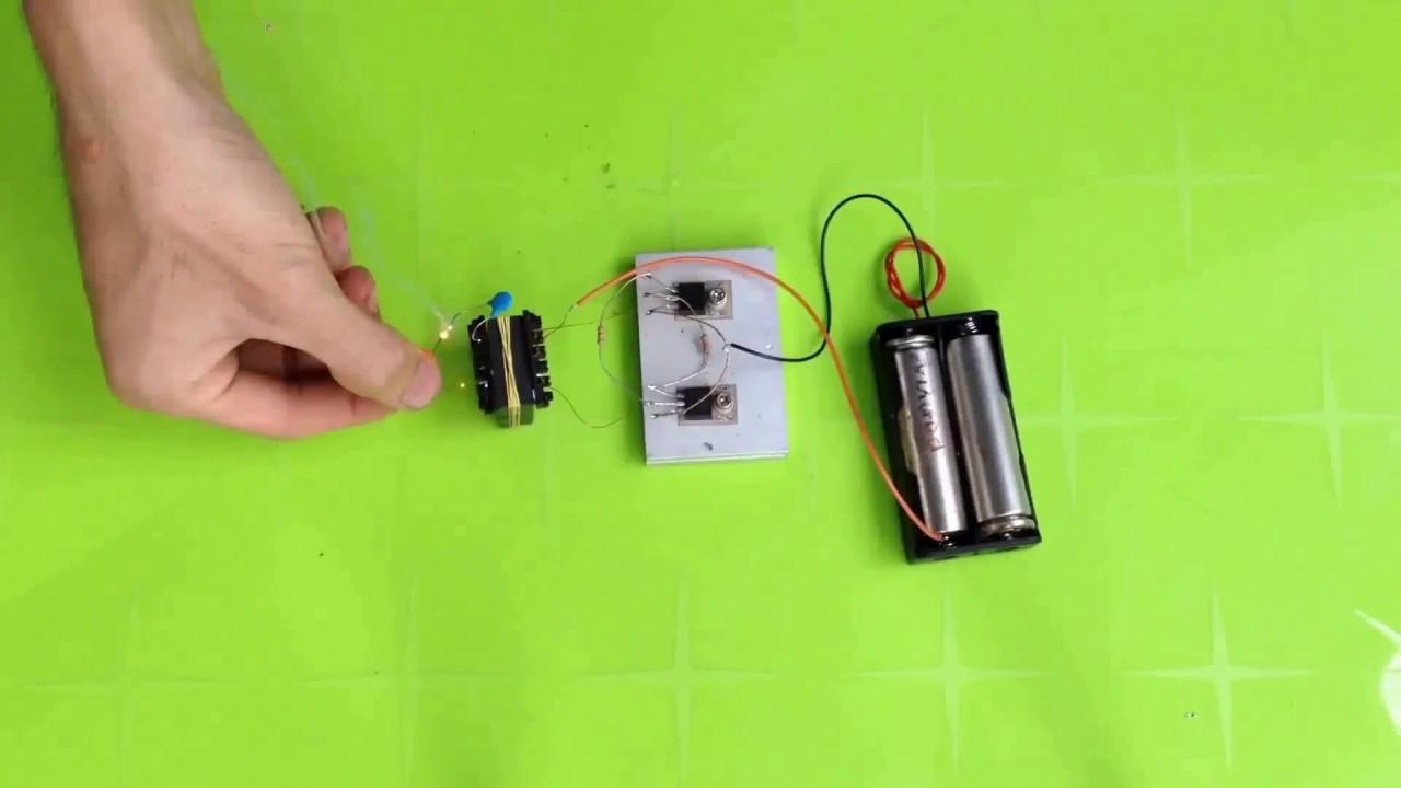 Inverter Circuit Diagram For Home