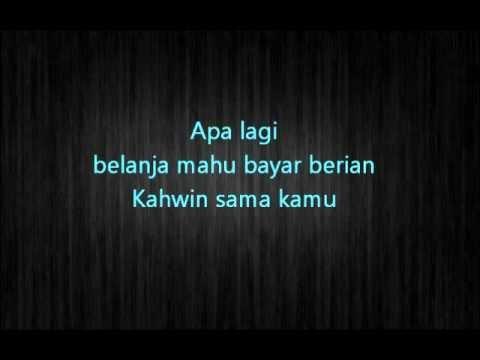Aku Anak Kampung - Jimmy Palikat Lyrics