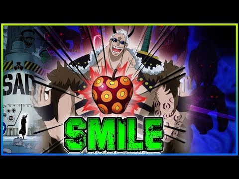 Understanding SMILE Devil Fruits: The Secret of S.A.D/Bloodline Element   One Piece