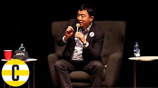 Andrew Yang full interview | Lovett or Leave it Live from the Boch Center Wang Theatre