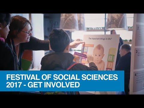 University of Glasgow Festival of Social Sciences - Get involved