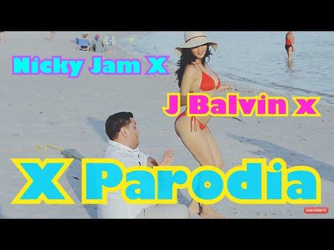 Nicky jam x J Balvin X (PARODIA)
