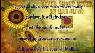"Never Shout Never - ""Malibu"" Album Version Lyric Video"